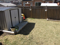 backyard 1 at 111 echoridge drive (Henna Sooq) Tags: house ontario home backyard forsale relocate brampton homeforsale kellerwilliams