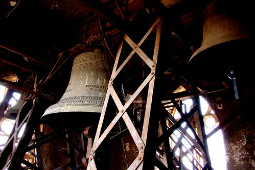 Bells in the Evangelical Cathedral Sibiu Romania