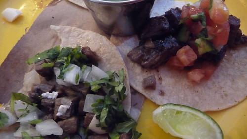 Tacos at La Superior