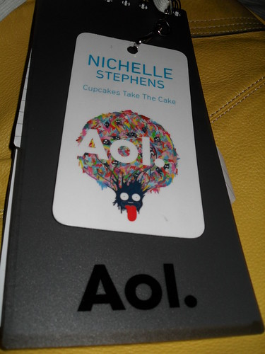 AOL badge