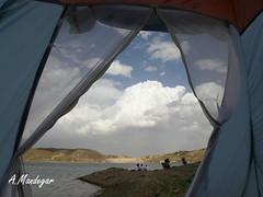 P4104532 (Ahmad_Mandegar) Tags: lake countryside fishing view iran mashhad