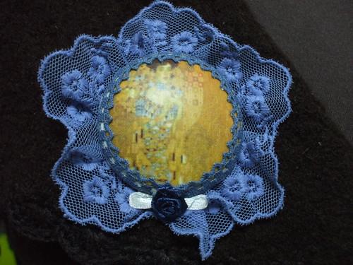 Pregadeira Klimt 003