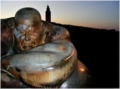 1207-Caronte (jl.cernadas) Tags: spain corua europe escultura galicia galiza sculture acorua parquetorre parquedatorre