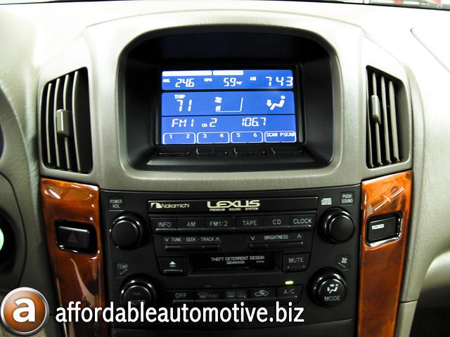 1999 300 suv luxury rx lexus 8419