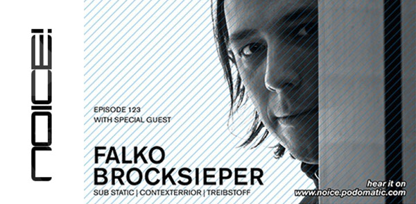 Noice Episode 123 Falko Brocksieper (Image hosted at FlickR)