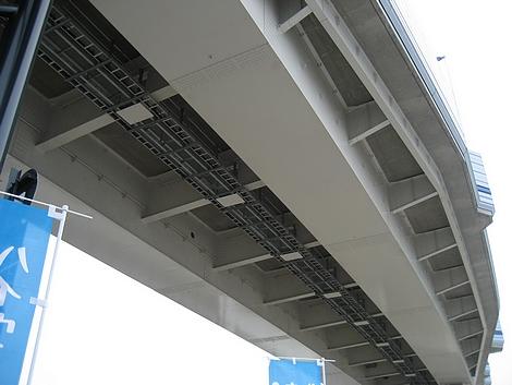 広島高速 開通イベント ハイウェイウォーク25