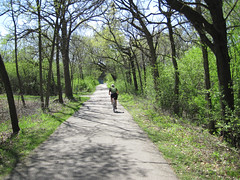 Fox River Bike Trail Photo