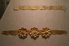 Diadems (Flagman00) Tags: greek gold ancient head band corona crown oro diadem χρυσόσ διάδημα κλασικήεποχή