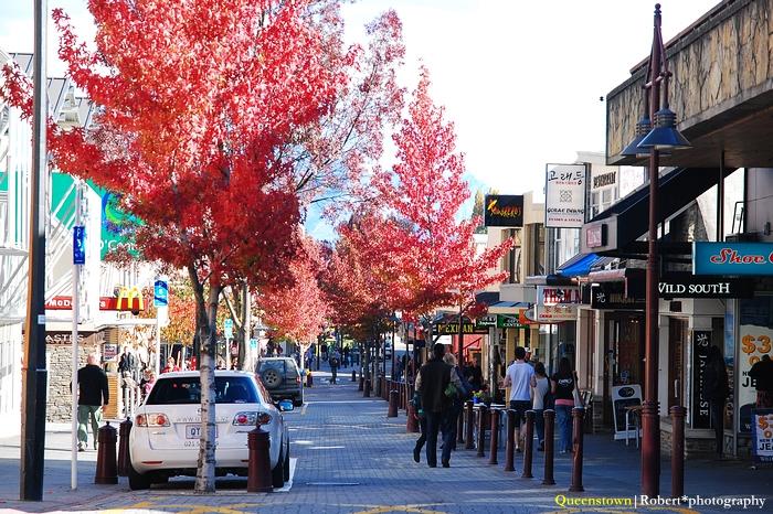 Queenstown街景