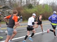 Start of the Exeter Marathon