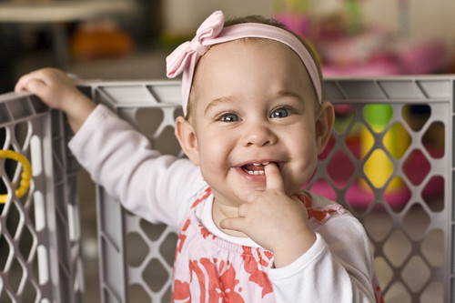 Vanessa 11 Months