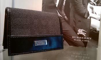 Burberry Blue Label Card Holder