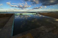 DSC_5383 (Scott Weeding Photography) Tags: beach water pool rock sand sigma australia wideangle beaches 1020mm southcoast saltwater bulli austinmer sigma1020mmf4556