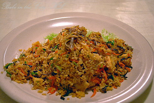 T Cafe - Kampung Fried Rice