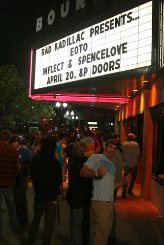 EOTO @ Bourbon Theatre