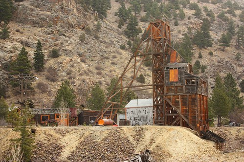 Idaho Springs mine