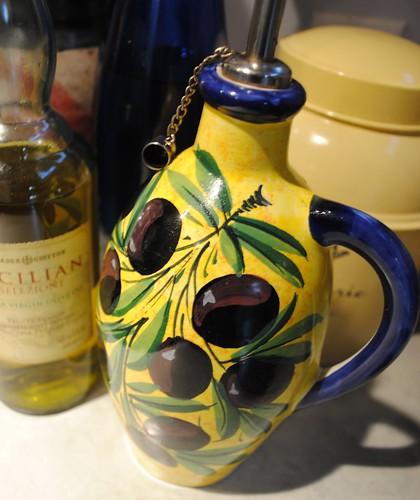 olive oil jar 2