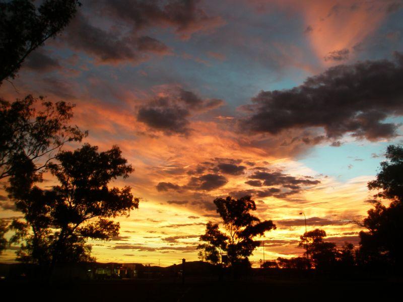Paraburdoo Sunset
