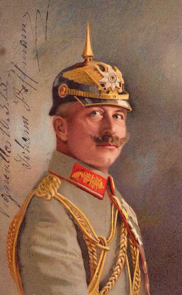 kaiser wilhelm ii Wilhelm ii (friedrich wilhelm viktor albert von hohenzollern 27 january 1859 – 4 june 1941) was the last german emperor (kaiser) and king of prussia, ruling the german empire and the kingdom of prussia from 15 june 1888 to 9 november 1918.