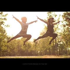 Day Ninety Eight (Seb Huruguen) Tags: girls light sun sunlight green sunshine canon project eos 50mm soleil jump f14 bordeaux vert 7d 365 usm seb gym parc ef saut gymnastic sebastien bordelais huruguen wwwhurugueneu wwwhuruguenfr