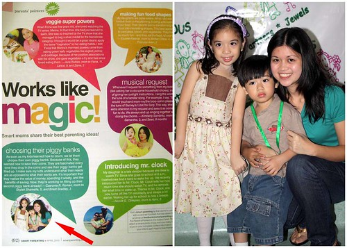 Smart Parenting Parent's Pointers, smart parenting magazine