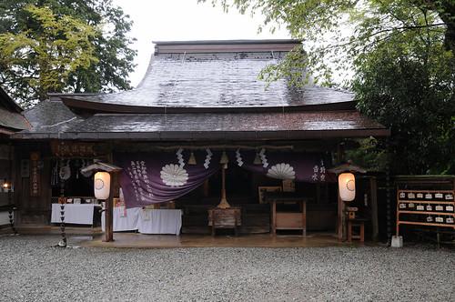 吉野山 吉水神社