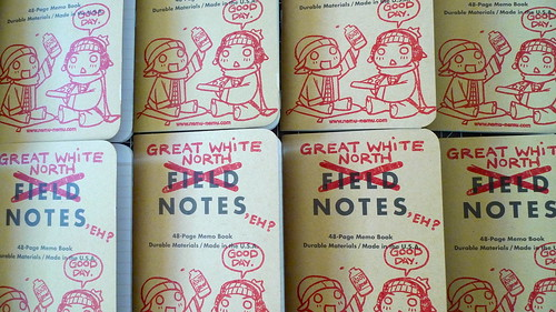Great White North Notes