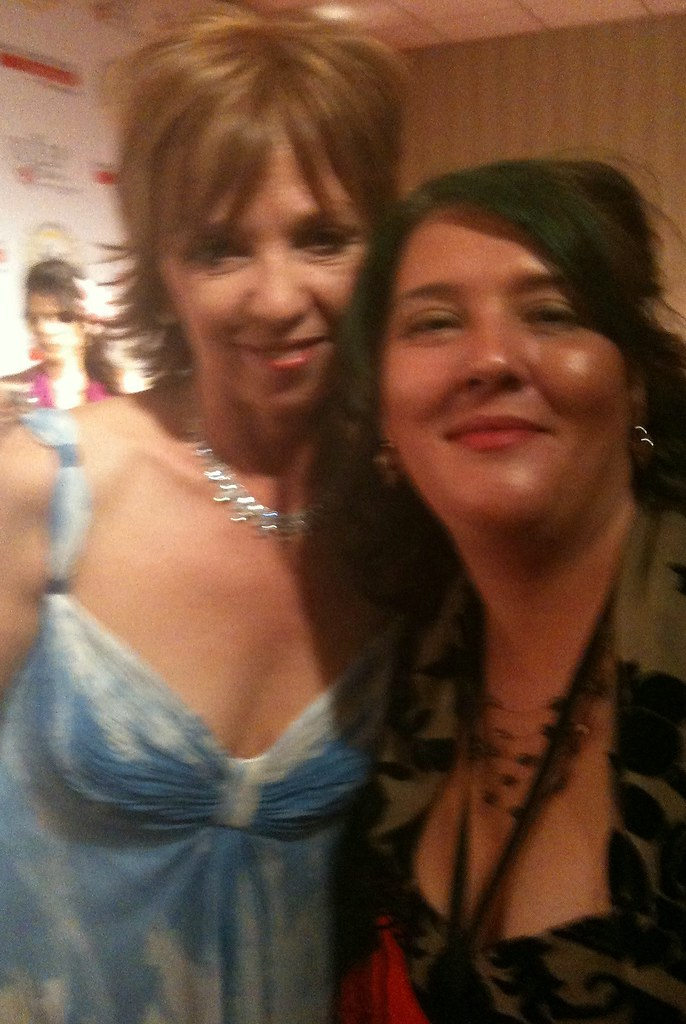 Nora Roberts at the Julep Ball 2010