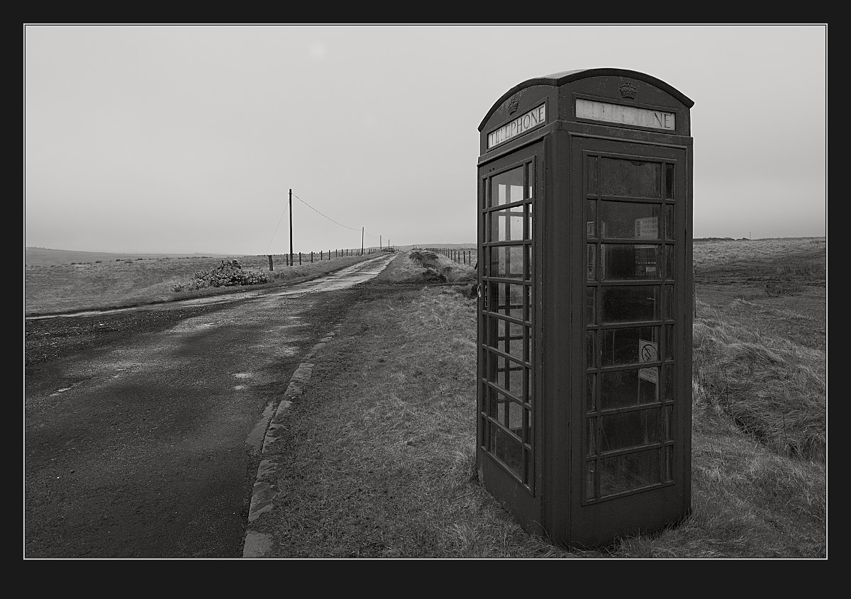 Telephone Box, Islay