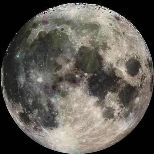 solemn moon.