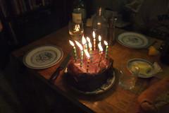 birthday cake #4
