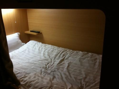 仙台、キュア国分町のスタンダードタイプのお部屋