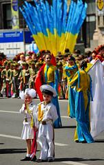 8 May 2010 - Celebration of end of second world war (episa) Tags: boy girl uniform military ukraine victory parade celebration kiev secondworldwar maydan nikond700 nikond700celebrationvictorymilitaryparadesecondworldwar nikond700celebrationvictorymilitaryparadesecondworldwarmay2010kievukraine leicavarioelmar80200mmf4