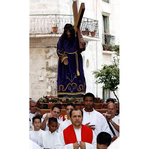 Semana Santa, La Habana