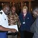 ALFS - Delegates arrive at hotel - 8 May 2010