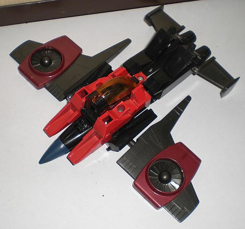 Transformers - Thrust (proto)