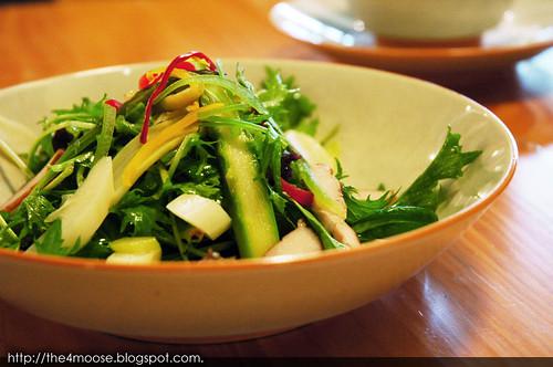 District 10 Bistro Wine Bar- Salad