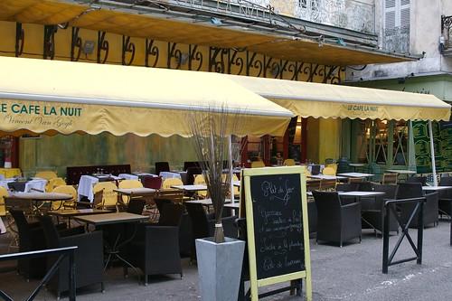 Cafe? Van Gogh