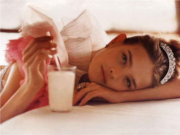 Natalia Vodianova by FASHION STORM
