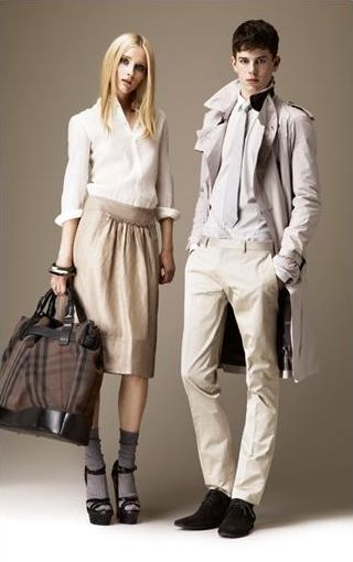 Burberry SS2010_011_Jeremy Young