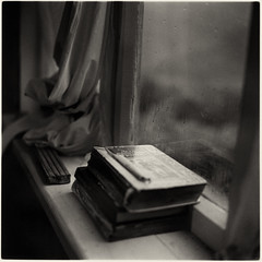 Dreams (Dmitriy D) Tags: life sea stilllife film window water rain rolleiflex silver print still russia fivestarsgallery innamoramento autaut absoluteblackandwhite somethingspec
