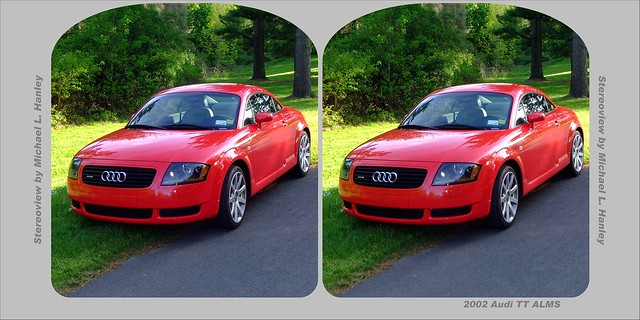 stereoview auditt
