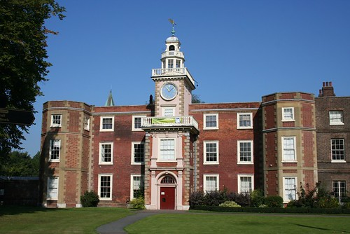 Ventrolla sash window repair project at Bruce Castle Museum, Tottenham, Image