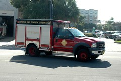 Orlando Fire Department. Special Operations. (RJACBclan) Tags: firetrucks fireengines ofd firestations sutphen orlandofiredepartment orlandofireengines orlandofiretrucks orlandofirestations