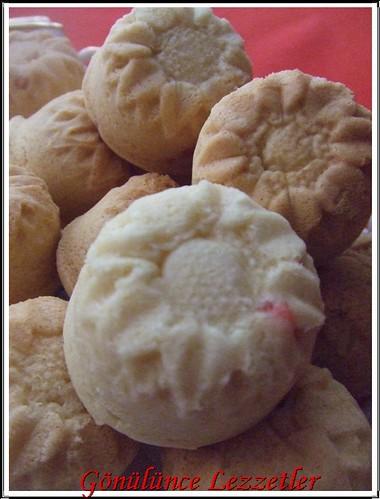 çiçek kurabiye 1