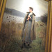 Daniel Ridgway Knight, The Shepherdess of Rolleboise