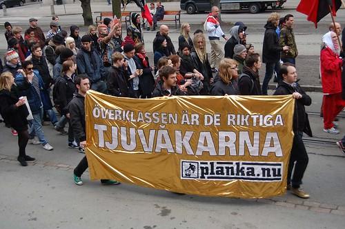 Planka.nu Göteborg på 1 maj