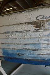 P1010406.JPG (Rob Olejniczak) Tags: wood boat 26 restoration hull woodenboat 1941 mahogany transom chriscraft woodboat k95 26foot semienclosed