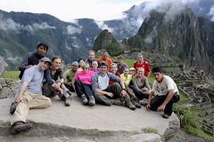 We Made It! (rich_gersh) Tags: mountains peru inca nikon ruins andes machupicchu day4 1735mmf28d incatrail llamapath d700