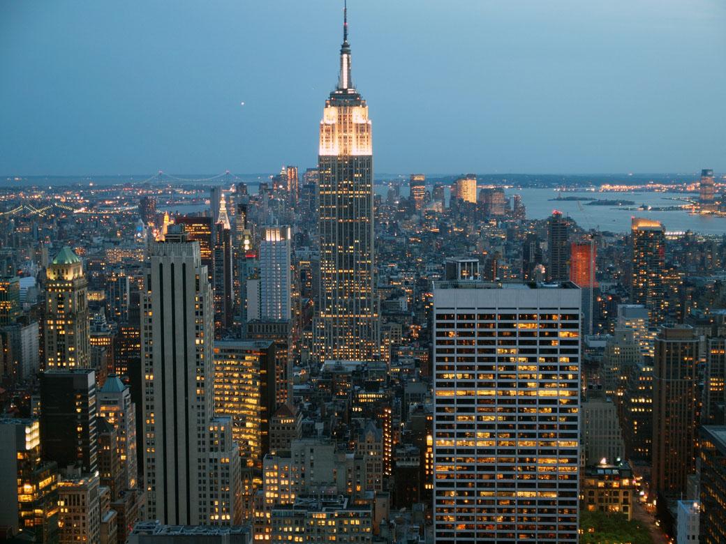 USA Trip - Empire State Building